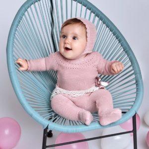Conjuntos Primera Puesta Bebé Niña