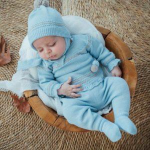 Conjuntos Primera Puesta Bebé Niño