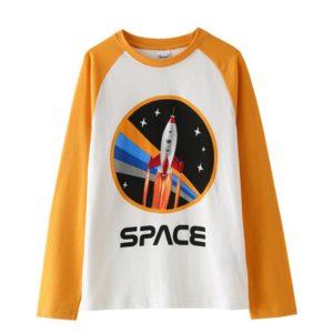 camiseta space Petit Moda Infantil
