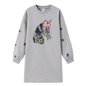 Vestido unicornio Petit Moda Infantil